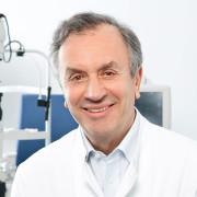 Prof. dr. sc. Jakov Šikić, dr. med, specijalist oftalmolog