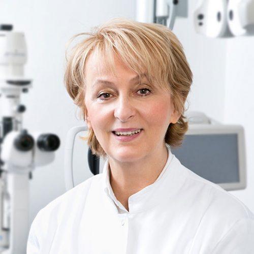Dr. sc. Nadežda Bilić, dr. med, specijalist oftalmolog