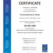 Dokaz kakovosti ISO 9001