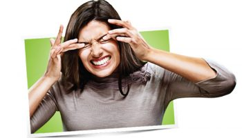 Očne alergije vs. kontaktne leće