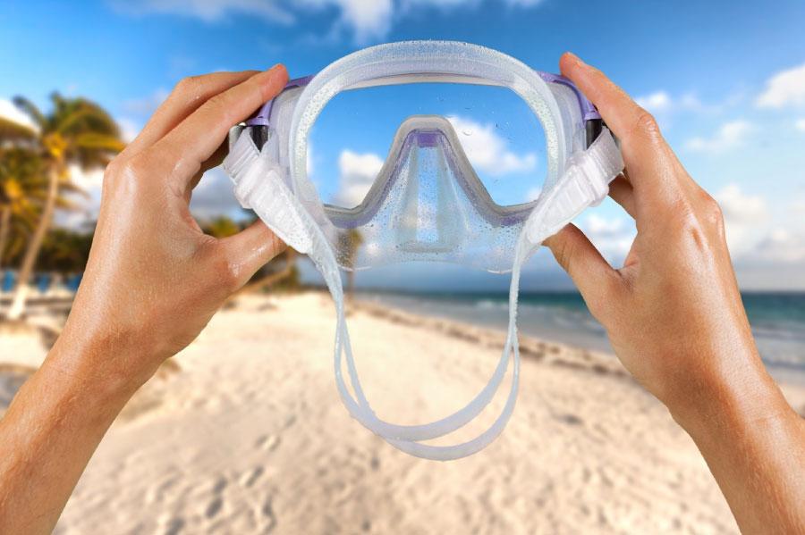 možete gledati kroz svoje prekrasne naočale
