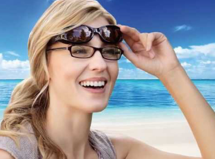 dioptrijske sunčane naočale