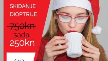 Ove godine doživi Advent bez zamagljenih naočala!!