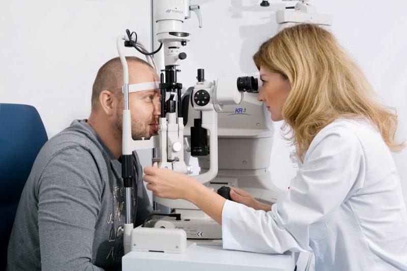 očni pregled za dijabetičare