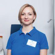 Lucija Sente, med. sestra