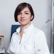 Dr. Ranka Motušić Aras, dr. med, specijalist oftalmolog