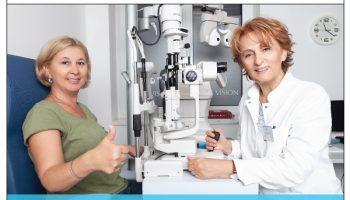 Koliko često treba obaviti očni pregled?