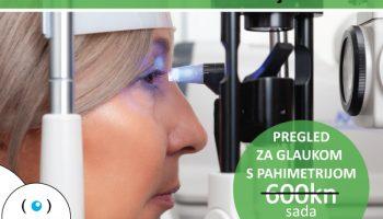 Zaustavite povišeni očni tlak u mjesecu borbe protiv glaukoma