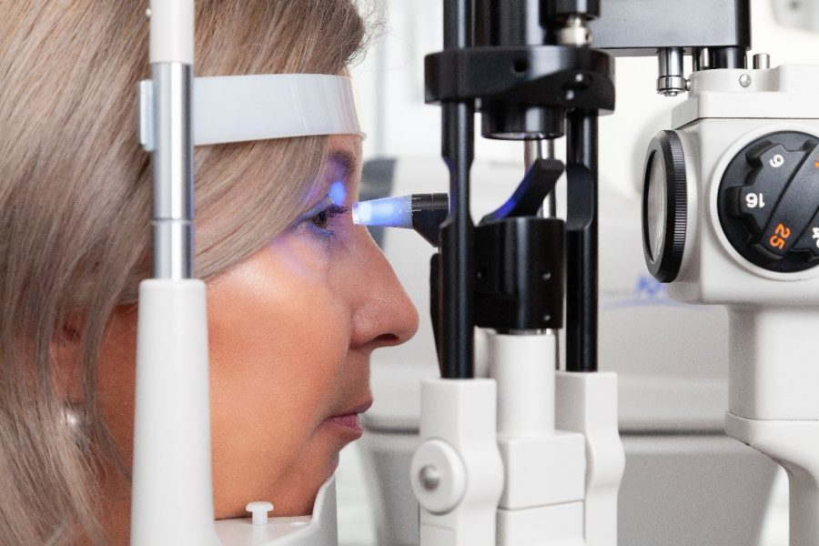 glaukom dovodi do sljepoće