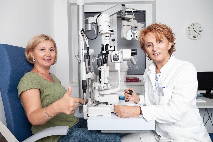 godišnji pregled kod oftalmologa