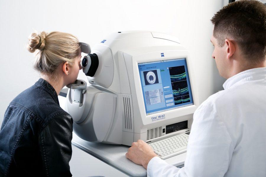 pregled vida nije isto što i pregled oka