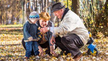 Uživajte pri odraščanju svojih vnukov – operirajte sivo mreno